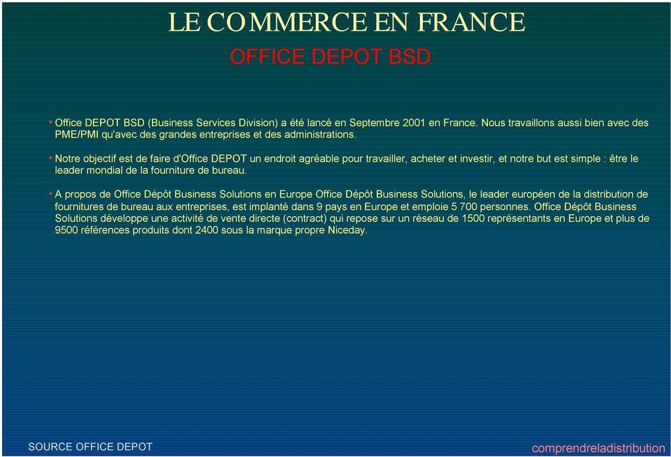 LE COMMERCE EN FRANCE PDF