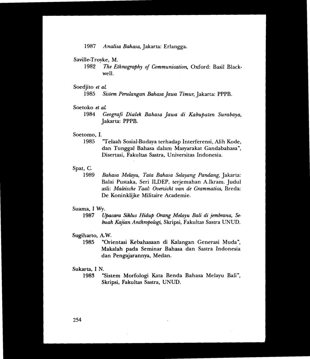 Teks Percakapan Bahasa Indonesia 2 Orang Mudah