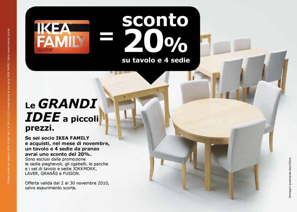 In Regalo Diventa Socio Ikea Family è Facile E Gratuito