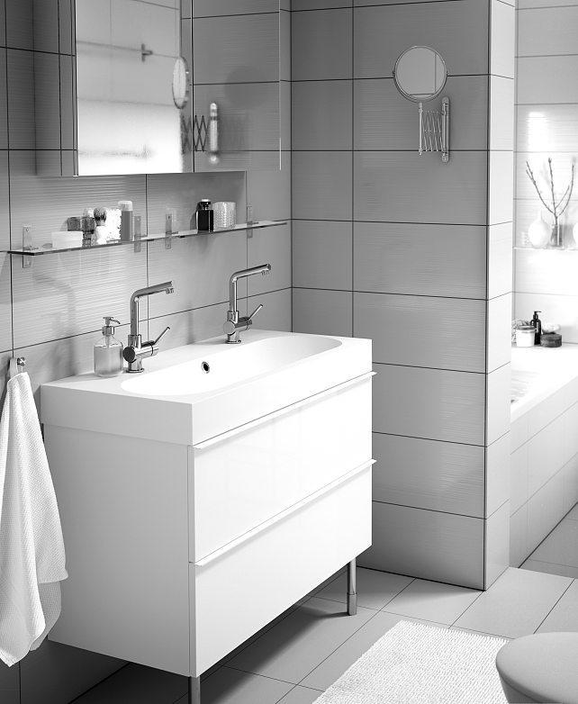 Bagni Ikea Sistemi Per Bagno Godmorgon Lavabi E