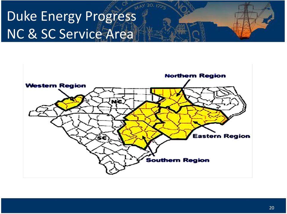 Duke Progress Transmission Carolinas Map