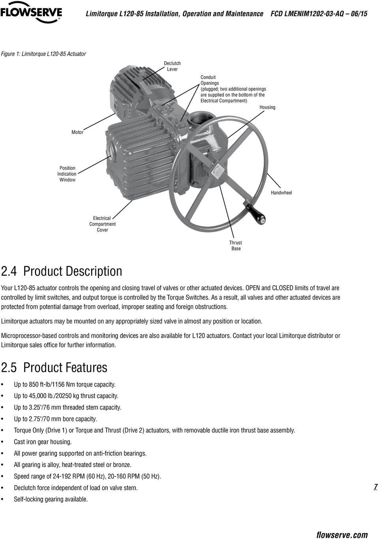 perfect limitorque mx actuators wiring diagrams vignette rh piotomar info Limitorque Actuators Alternator Wiring Diagram