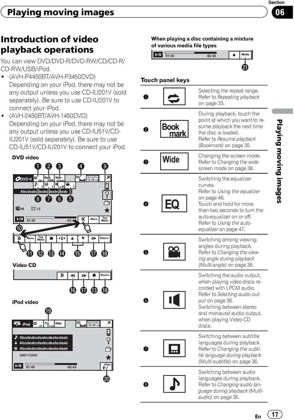 page_17?resize\\=665%2C950 wiring diagram for pioneer avh p2400bt pioneer wiring harness pioneer avh-p2400bt wiring harness at crackthecode.co