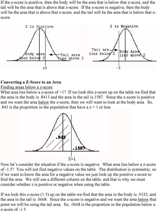 Lesson 26 Z-Scores and Probability - PDF Free Download