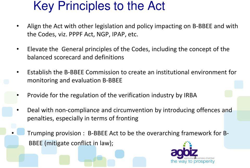 Image result for b-bbee commission legislation