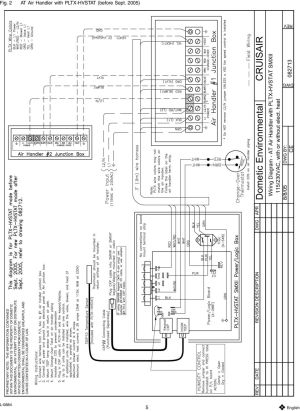 TW Air Handler Wiring Diagrams  PDF