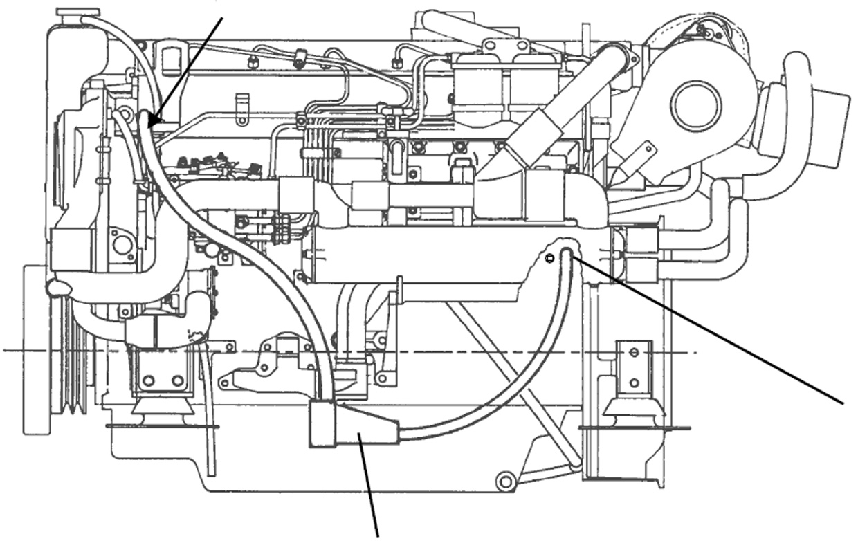 Perkins Sabre Marine Engines Installation Manual