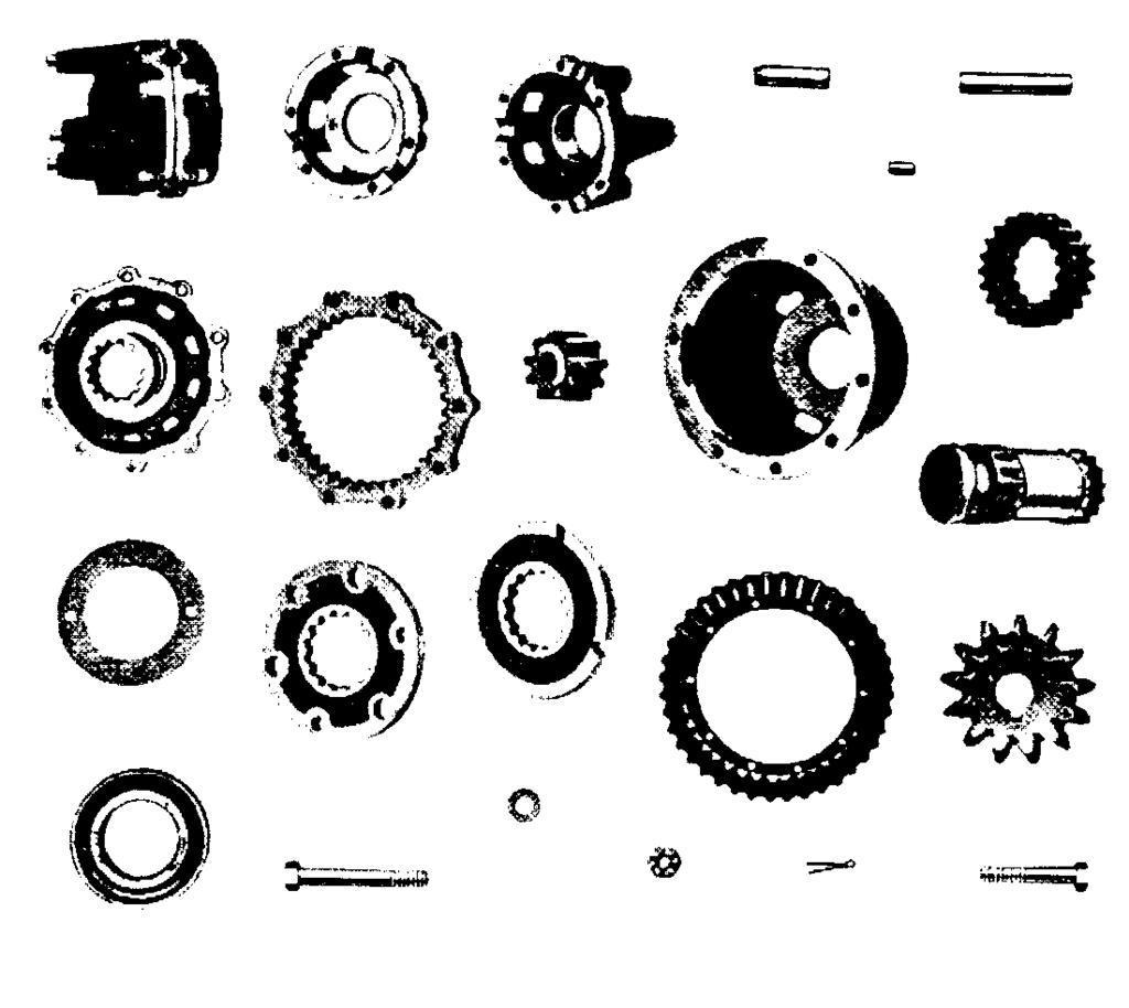 50 p 113 shift lock clevis part of p 158 a 55 00