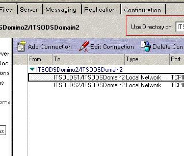 Figure 5 38 Connection Documents In A Basic Discovery Server Scenario We Recommend You Do