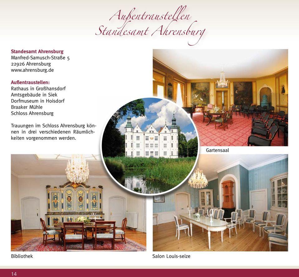 Hochzeitsfotograf Ahrensburg Schloss Hochzeitsfotografie