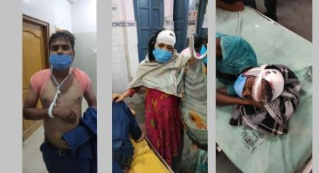 Disable Pastor and His Wife Severely Injured After Being Attacked by Mob of Hindu Nationalists While Praying in Their Home