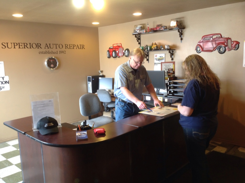 Superior Auto Repair Auto Repair Salt Lake City Ut