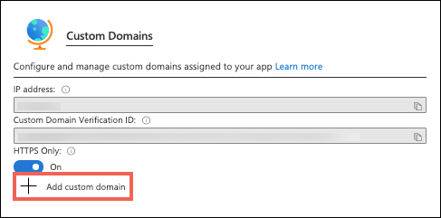 Add host name
