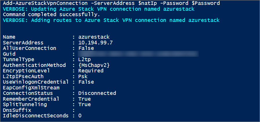 Azure stack portal icon
