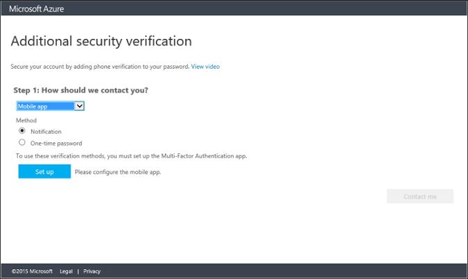 Application Security Verification