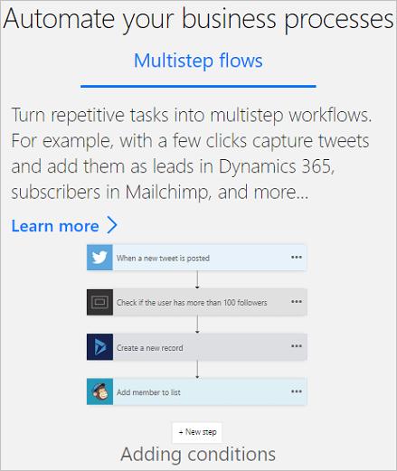 Flow start page 3