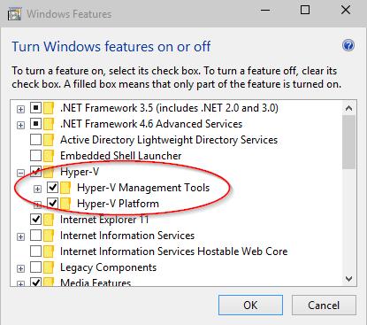 Windows 10 Hyper V System Requirements Microsoft Docs