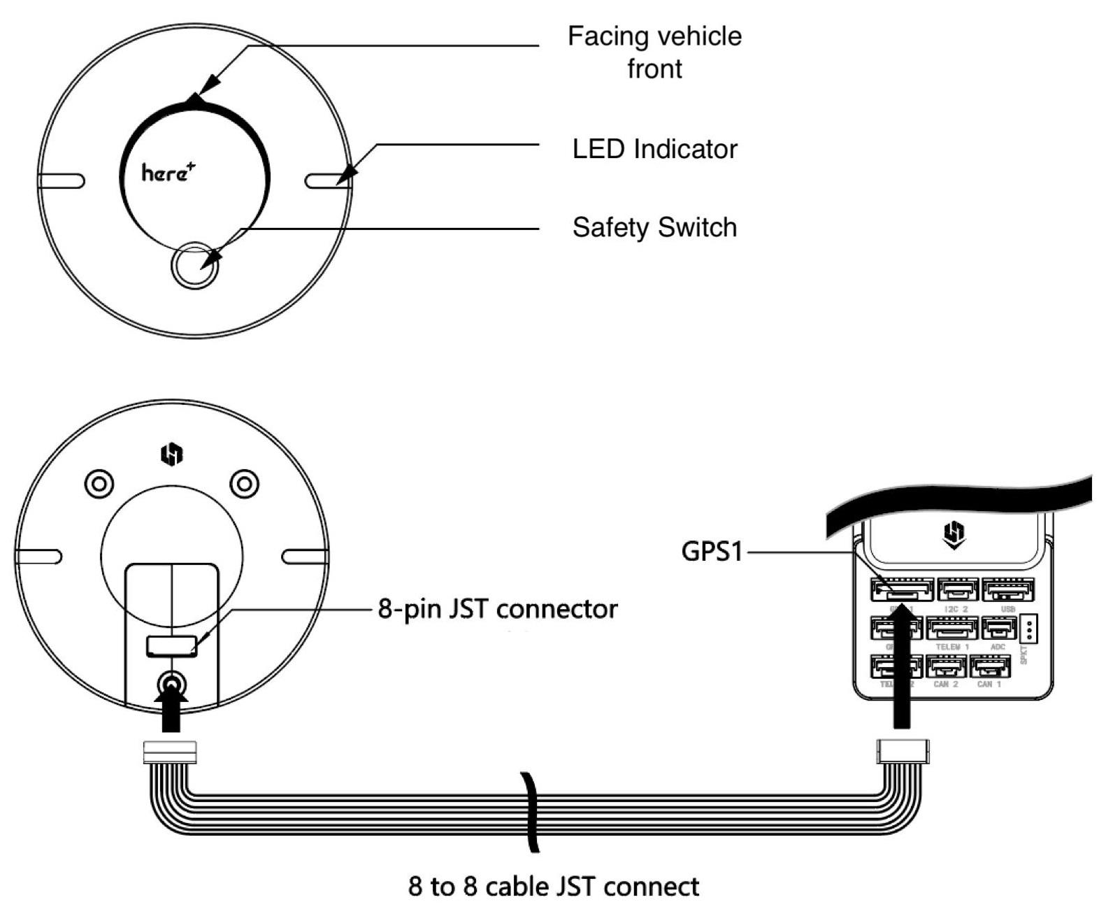 Cube Wiring Quickstart Px4 V1 9 0 User Guide