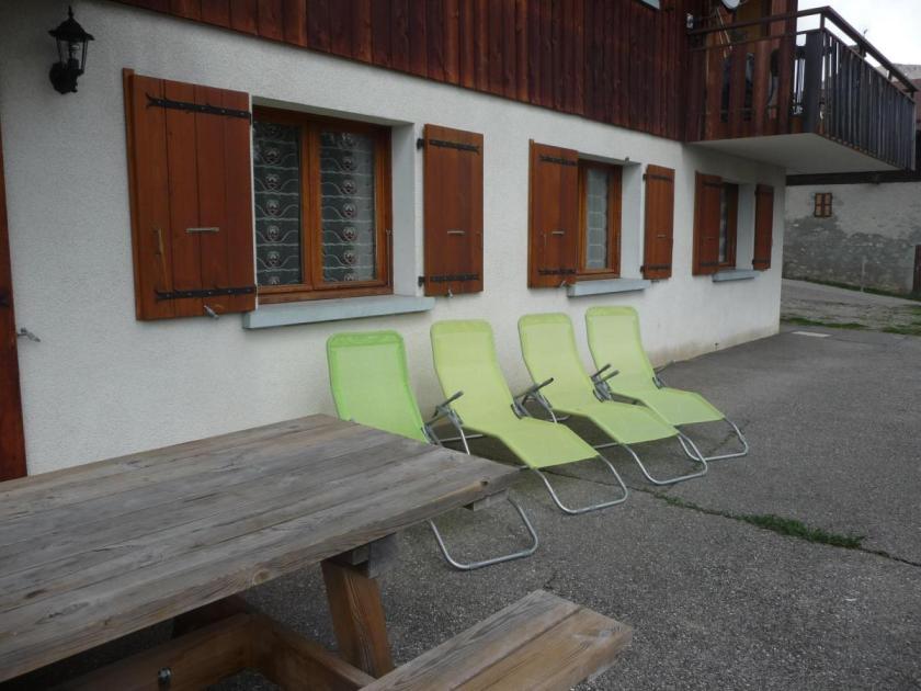 Le Grand Bornand Chinaillon - CHALET FLEUR DES ALPES - Appartement 4 pièces 9 personnes (326)