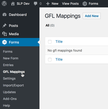gfi-gfl-field-mapping