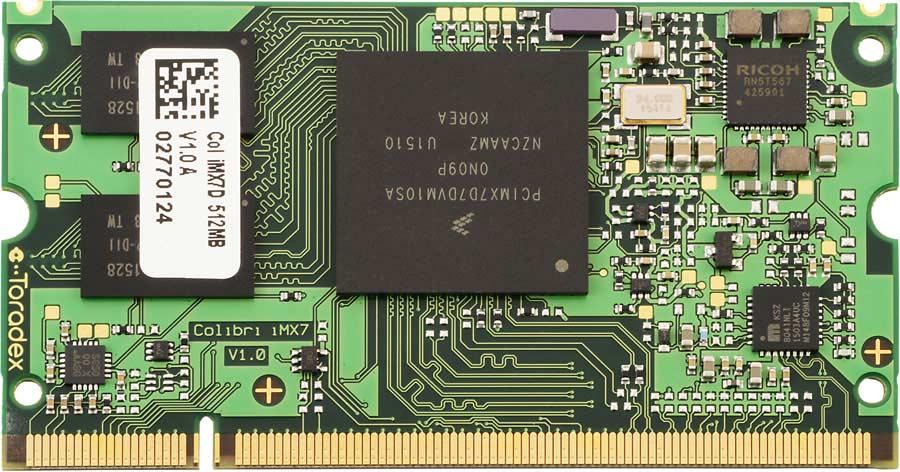 Colibri iMX7
