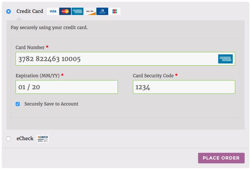 WooCommerce Elavon Converge Enhanced Checkout