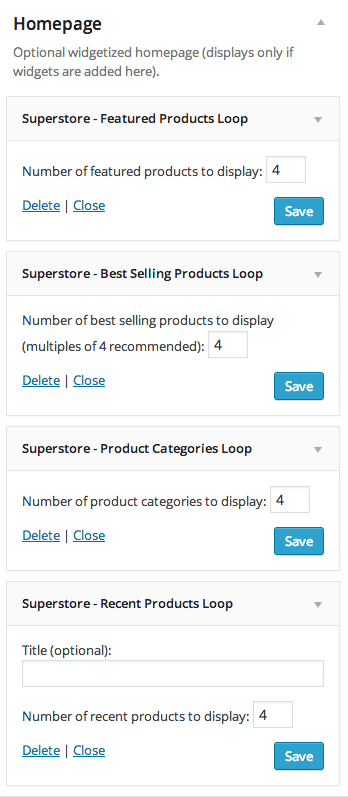 Superstore-Homepage-Widgets