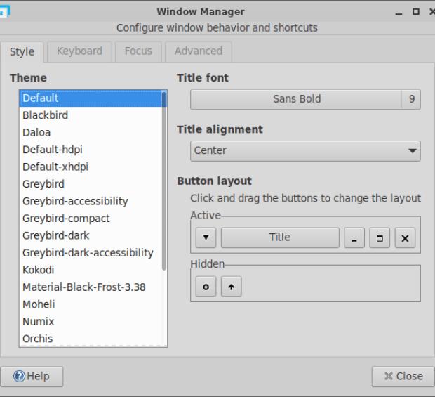Xfce 4.14 Desktop lançado oficialmente