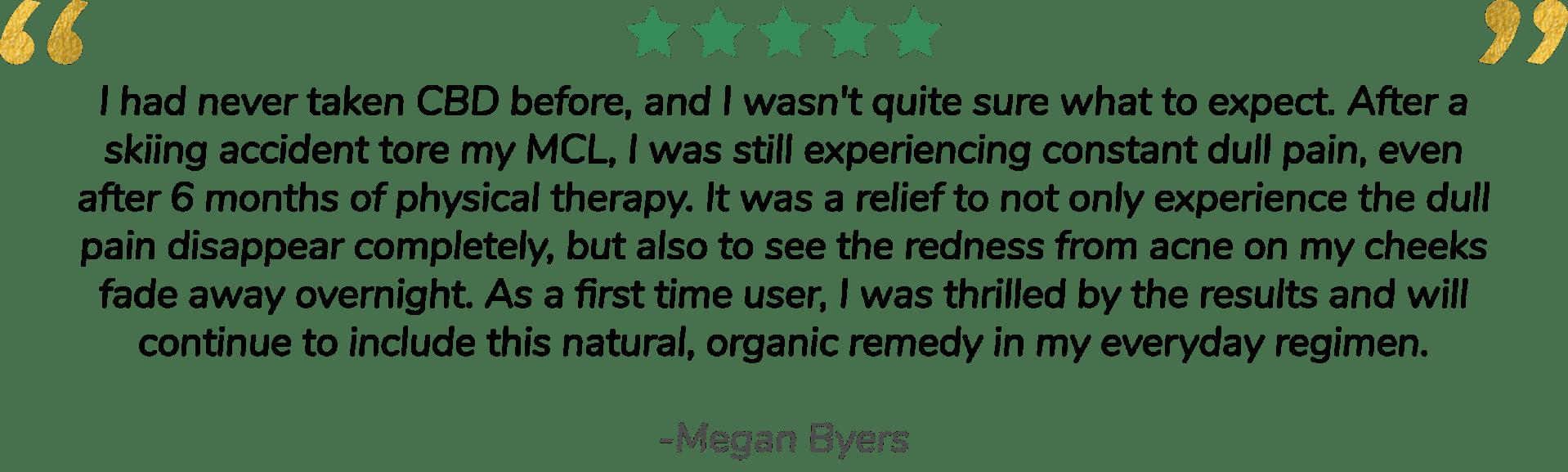 Megan Byers review