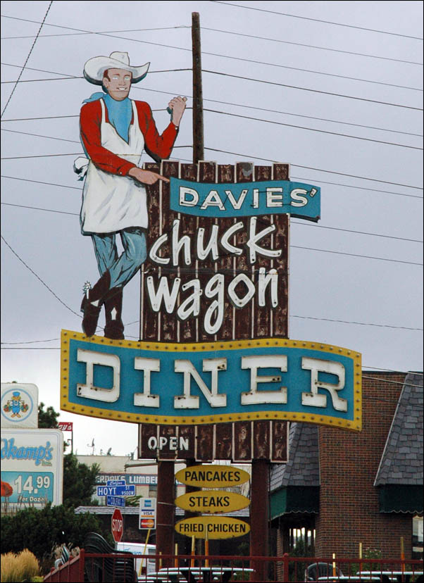 Davie's Chuck Wagon