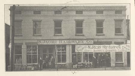 Jacobi History - Wilmington Chamber of Commerce