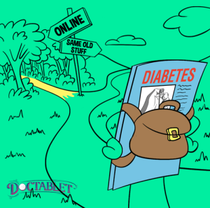 Diabetes Education: Online?