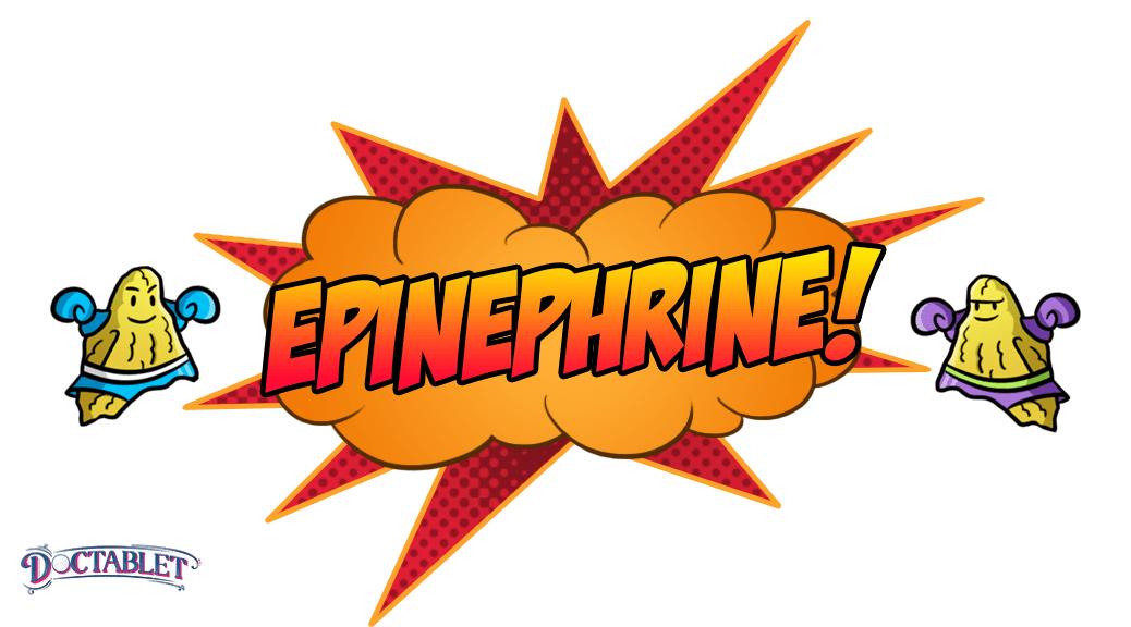 Suprarenal gland hormone: Epinephrine