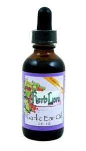 Best Ear Drops for Ear Infection, Herb Lore Organic Garlic Ear Oil review