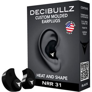 Decibullz Custom Earplugs