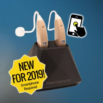 Recharge Bluetooth Hearing Aids