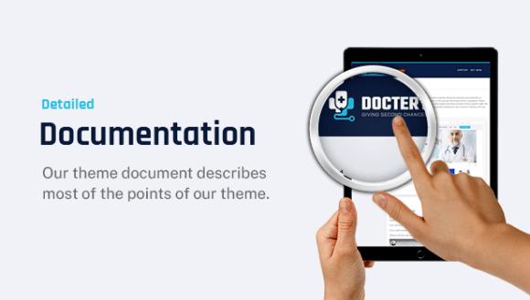 Doctery WordPress Theme