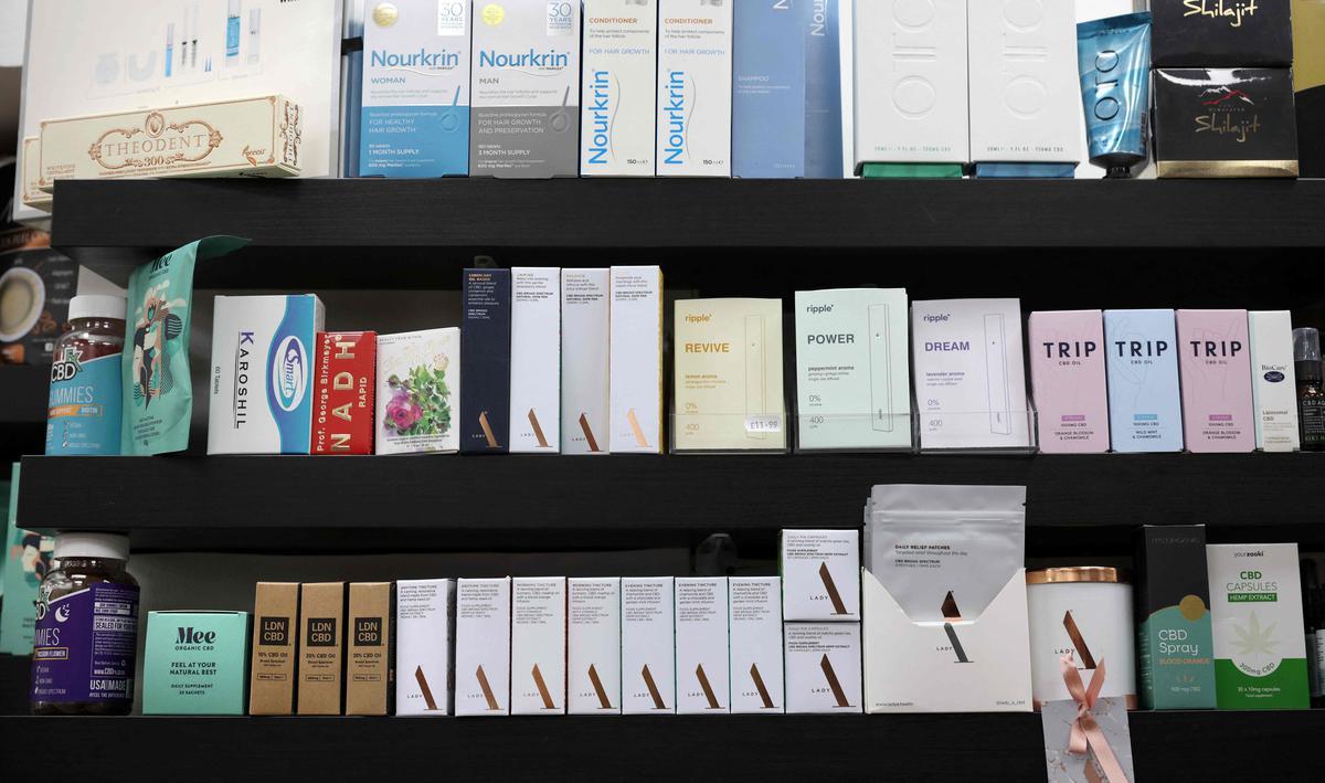 Au Royaume-Uni, le marché du cannabis légal pousse à grande vitesse