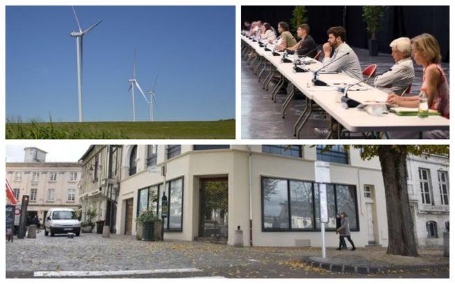 Actus – Projet éolien à Préhy, deux conseils au menu des élus de l'Auxerrois, tour de ville… Vos infos du jour