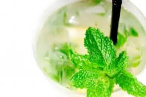 cocktail boisson menthe