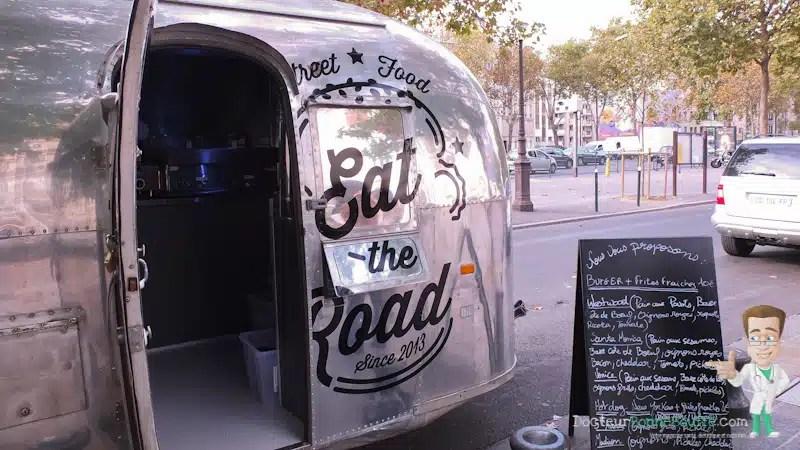Eat the Road, nouveau foodtruck parisien
