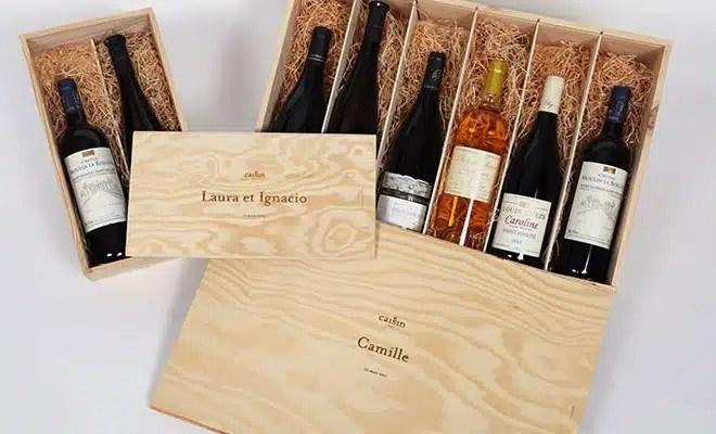 la start up qui a transforme le vin en cadeau durable. Black Bedroom Furniture Sets. Home Design Ideas