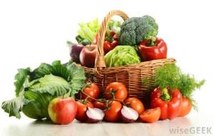 5 fruits et legumes par jour
