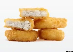 la verite sur les nuggets fast food