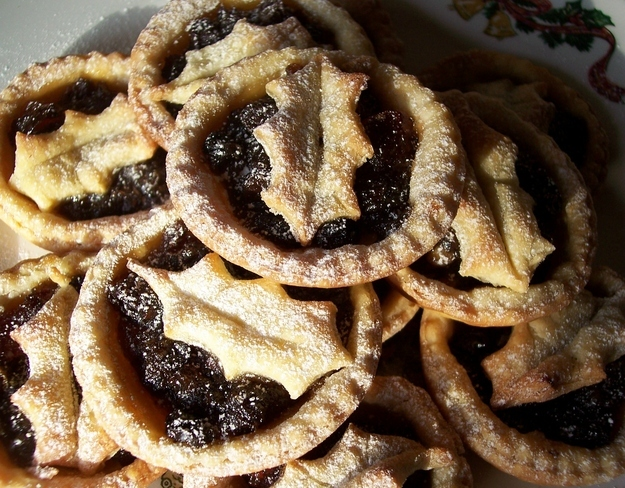 mince pies recette traditionnelle anglaise