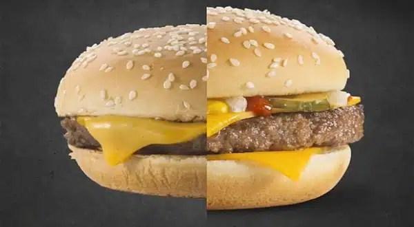 difference burger publicite vs realite (2)