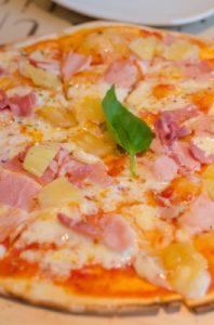 régime mono-aliment: pizza