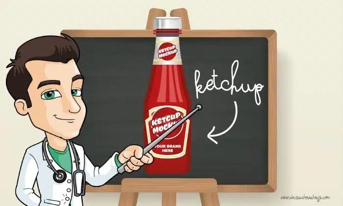 ketchup bienfaits