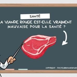 viande rouge santé