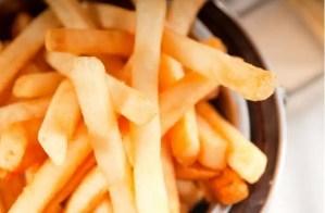 frites alimentation sante